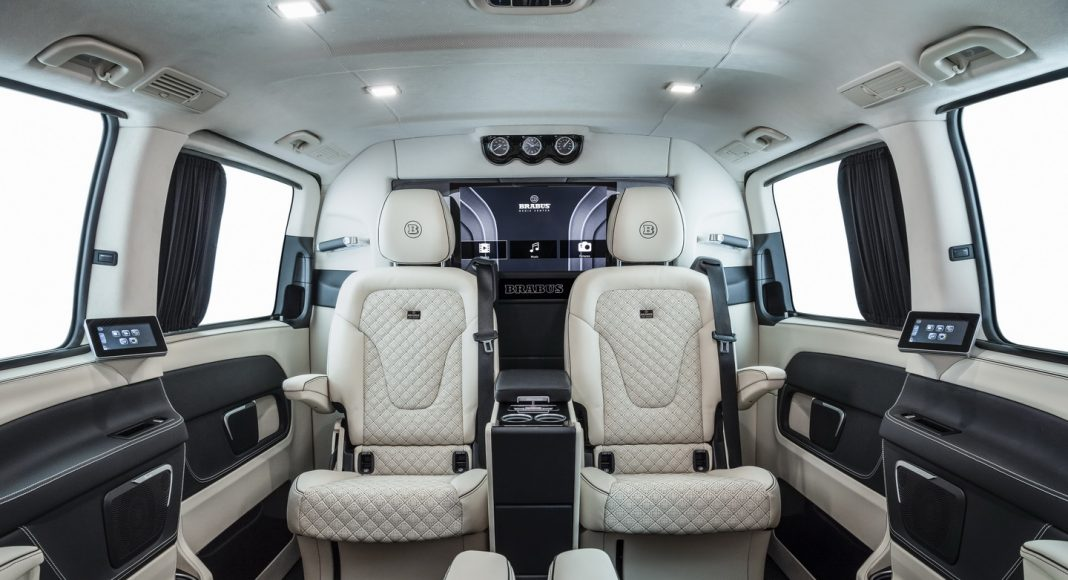Mercedes-Benz-V-Class-BRABUS-Business-Plus-8-1068x580 Mercedes-Benz V-Class mai scump decat Ferrari!