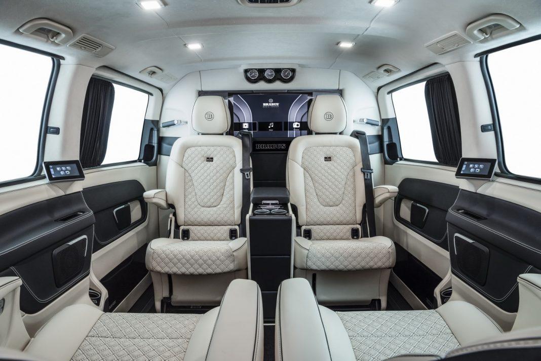 Mercedes-Benz-V-Class-BRABUS-Business-Plus-8-1068x713 Mercedes-Benz V-Class mai scump decat Ferrari!
