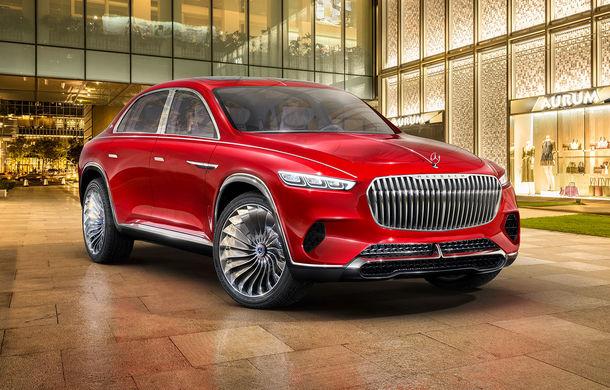 Mercedes-Maybach-SUV-1 Mercedes-Maybach lanseaza un SUV in 2019