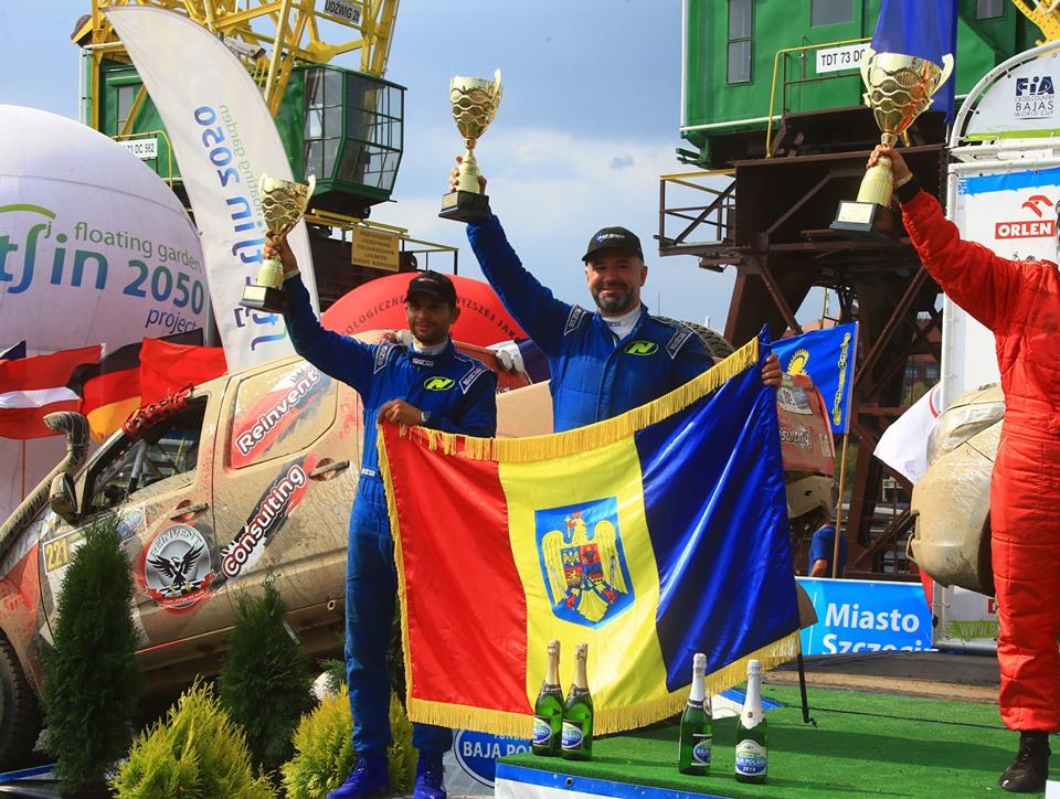 Orlen-Baja-Poland Baja Poland dominata de gazde. Claudiu Barbu, un nou podium!