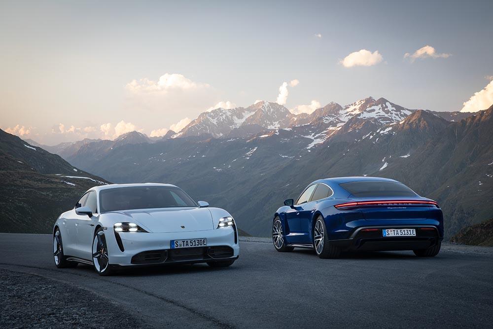 Porsche-Taycan-2 Porsche Taycan: Masina sport, reproiectata sustenabil