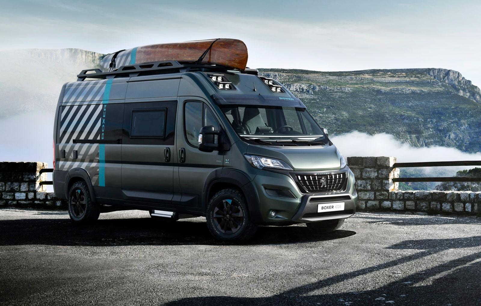 vacanta-4x4-Peugeot Vacanta 4x4 in viziunea Grupului PSA