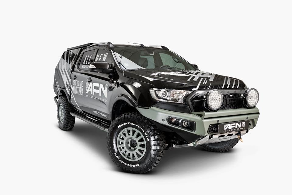 AAC-Ford-Ranger Ranger si Transit, peste 50 de versiuni custom pentru SEMA