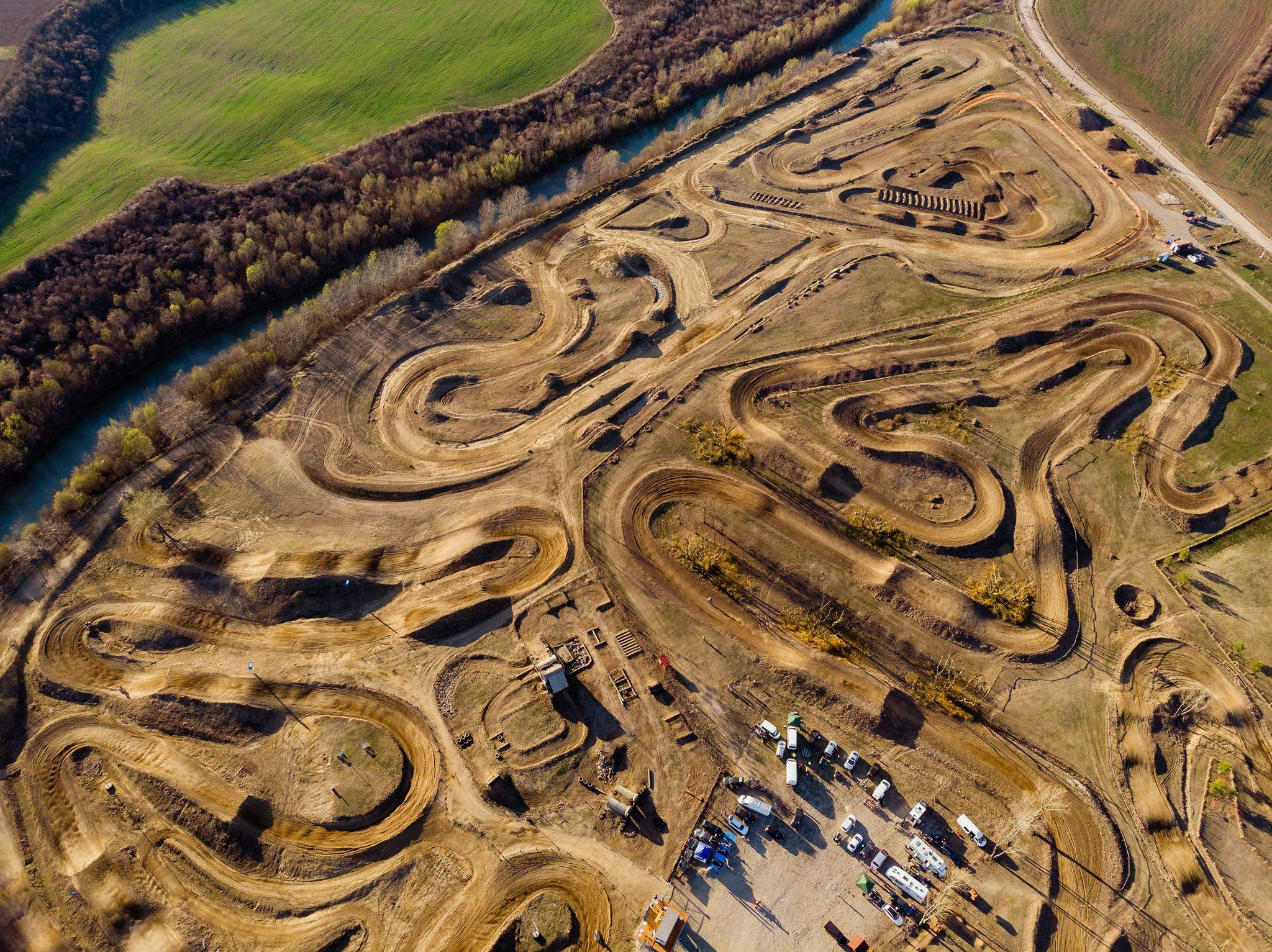 TCS-Racing-park-2 Motocross cu titlurile nationale si est-europene pe masa
