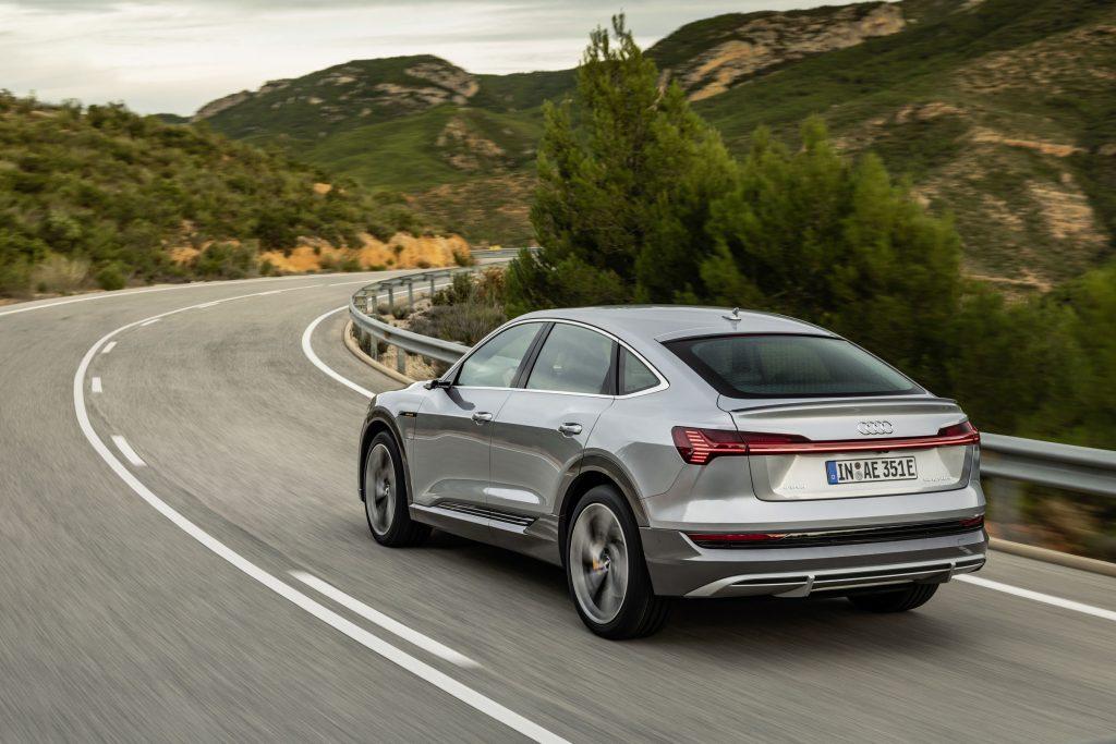 Audi-e-tron-Sportback-1-1024x683 Audi e-tron Sportback: si mai dinamic, si mai elegant
