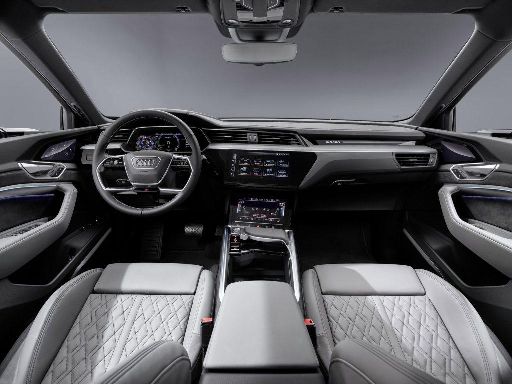 Audi-e-tron-Sportback-4-1024x768 Audi e-tron Sportback: si mai dinamic, si mai elegant