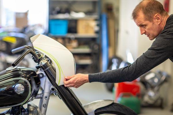 BMW-Motorrad-R-18-15 BMW Motorrad R 18 si R 18 /2, un motor, doua caractere