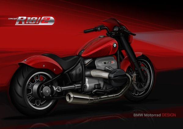 BMW-Motorrad-R-18-3 BMW Motorrad R 18 si R 18 /2, un motor, doua caractere