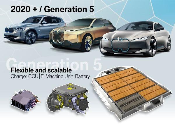 BMW-i4-4 BMW i4, model electric de clasa medie Premium cu putere de V8