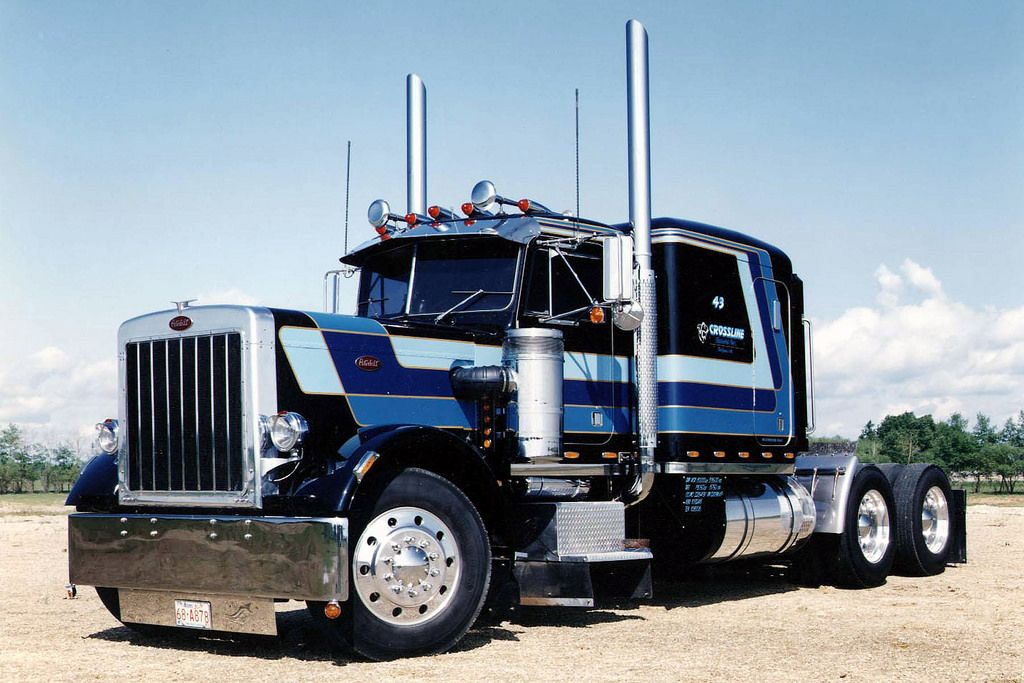 Peterbilt THOR 24, 13 milioane de dolari pentru un camion!