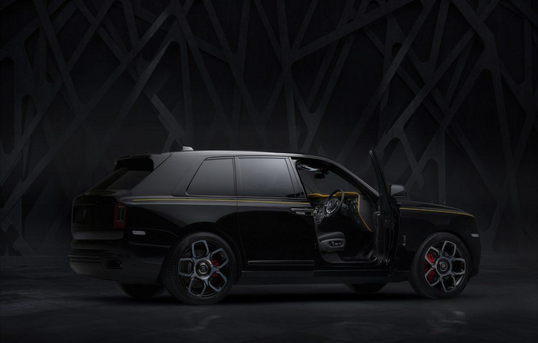 Rolls-Royce-Cullinan-Black-Badge_5-1068x681 Rolls-Royce Cullinan Black Badge, V12 cu 600 CP!