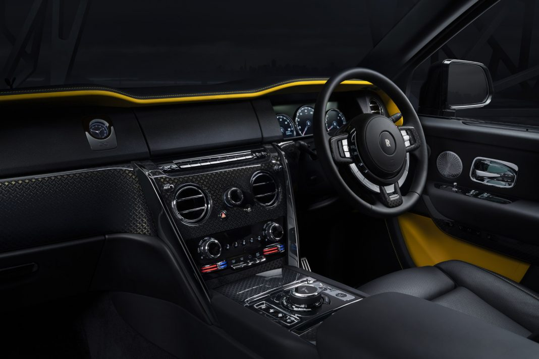 Rolls-Royce-Cullinan-Black-Badge_8-1068x712 Rolls-Royce Cullinan Black Badge, V12 cu 600 CP!