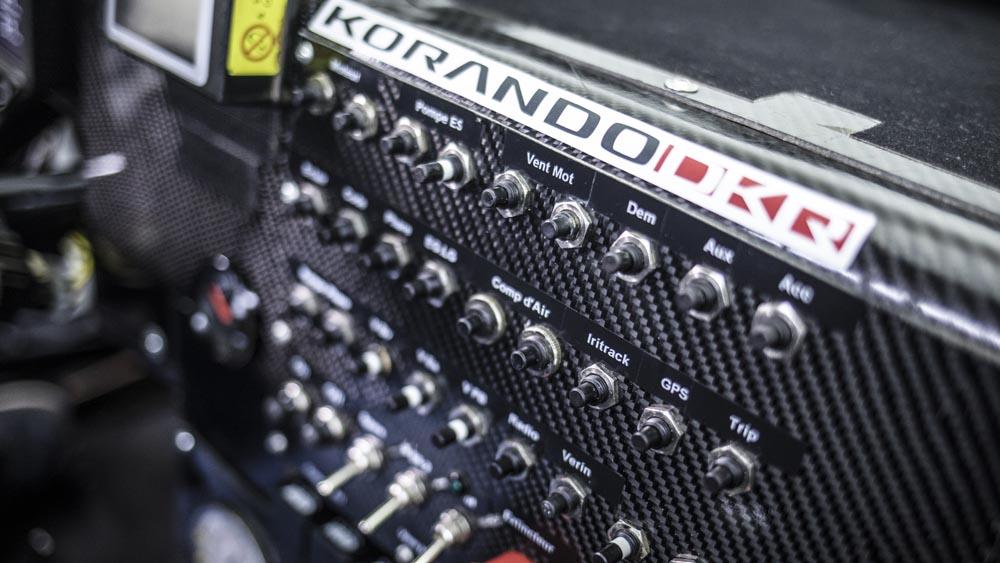 SsangYong-Korando-DKR-9 SsangYong Korando DKR pentru editia 2020 din Dakar