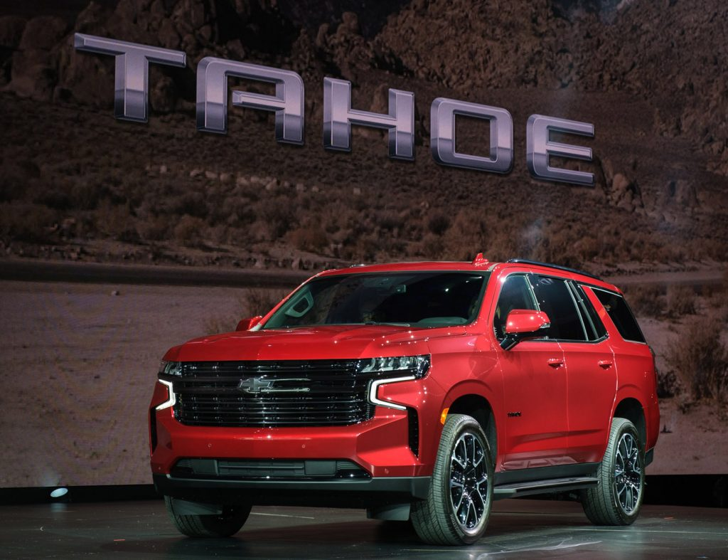 Chevrolet-Tahoe-1-1024x787 Chevrolet prezinta noile Suburban si Tahoe