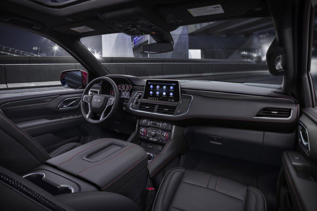 Chevrolet-Tahoe-4-1024x683 Chevrolet prezinta noile Suburban si Tahoe