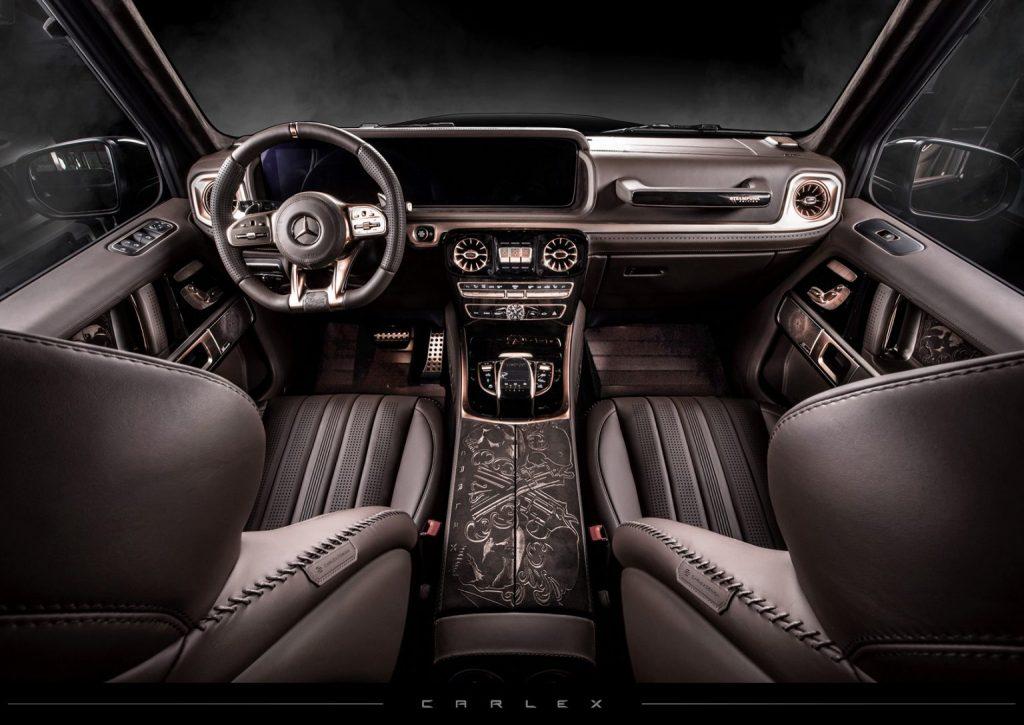 Mercedes-AMG-G-63-Steampunk-Edition_10-1024x725 Mercedes-AMG G63 in varianta opera de arta