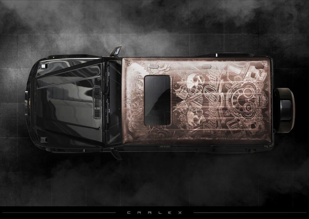 Mercedes-AMG-G-63-Steampunk-Edition_2-1024x725 Mercedes-AMG G63 in varianta opera de arta