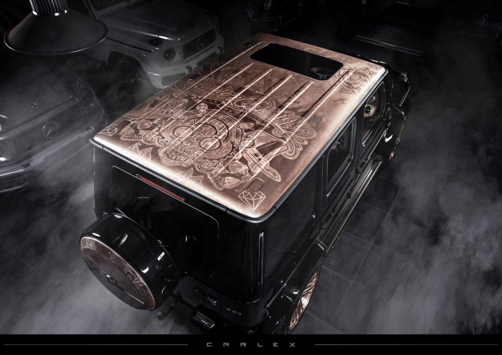 Mercedes-AMG-G-63-Steampunk-Edition_3-1024x725 Mercedes-AMG G63 in varianta opera de arta