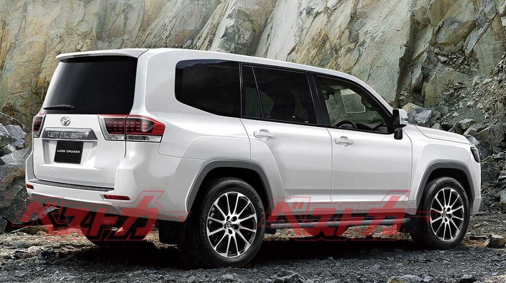 Toyota-Land-Cruiser-2-1024x574 Toyota Land Cruiser schimba generatiile in vara!