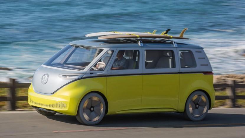 ID-Buzz SUV electric cu caracter off-road de la Volkswagen