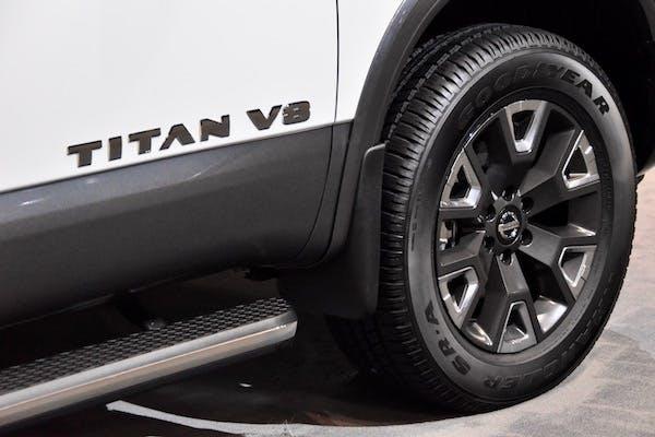 Top-5-Nissan Top 5 jante pentru modele pick-up