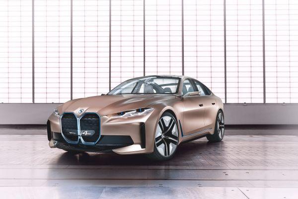 BMW-Concept-i4-1 BMW Concept i4 ne vorbeste despre The Power of Choice