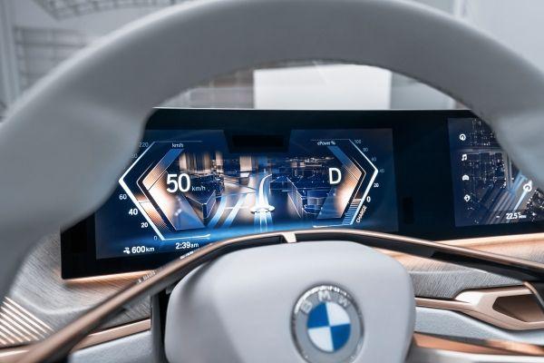 BMW-Concept-i4-6 BMW Concept i4 ne vorbeste despre The Power of Choice