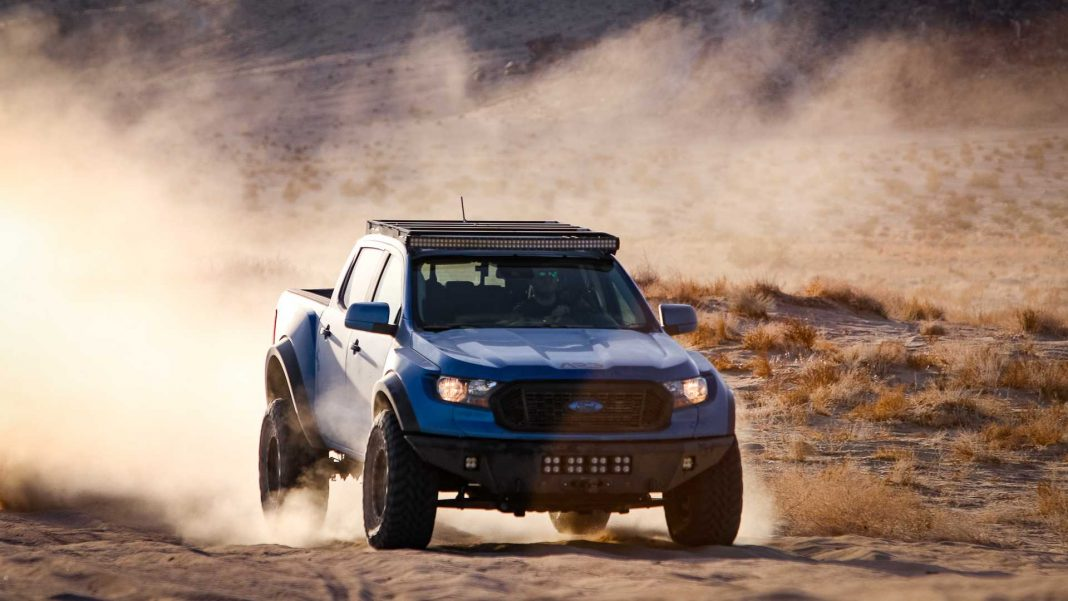 Ford-Ranger-ProRunner_5-1068x601 Ford Ranger ProRunner, rival pentru Raptor