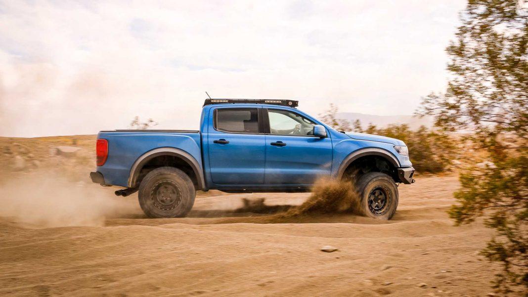Ford-Ranger-ProRunner_6-1068x601 Ford Ranger ProRunner, rival pentru Raptor