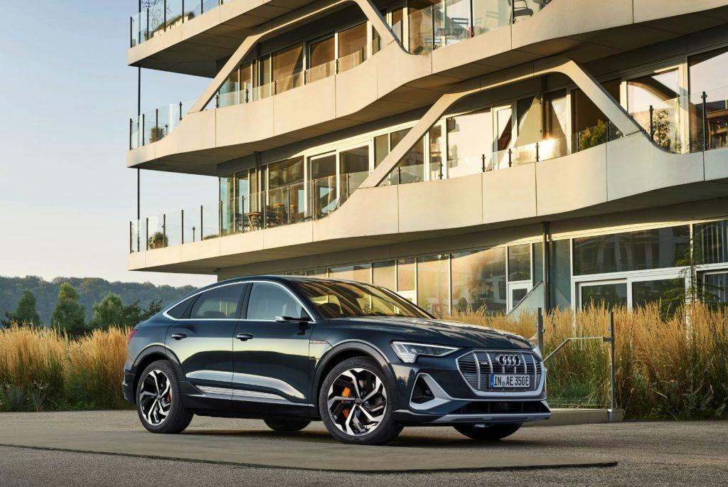 SUV-electric-Audi-1024x685 SUV electric, doua noi propuneri pe piata noastra