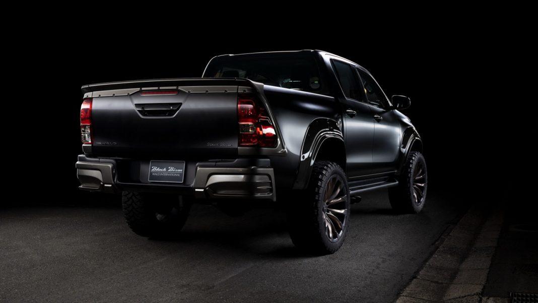 "Toyota-Hilux-Black-Bison_5-1068x601 Toyota Hilux primeste ""tratamentul"" Black Bison"