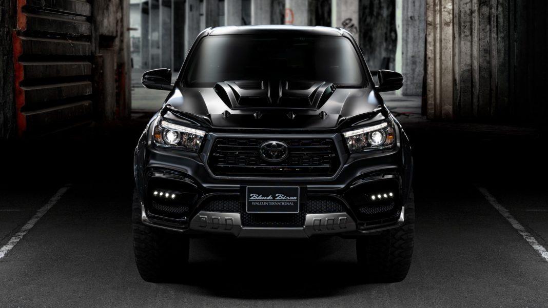 "Toyota-Hilux-Black-Bison_7-1068x601 Toyota Hilux primeste ""tratamentul"" Black Bison"