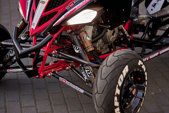 Raptor-Panigale_2 Raptor Panigale, ATV Yamaha cu inima Ducati