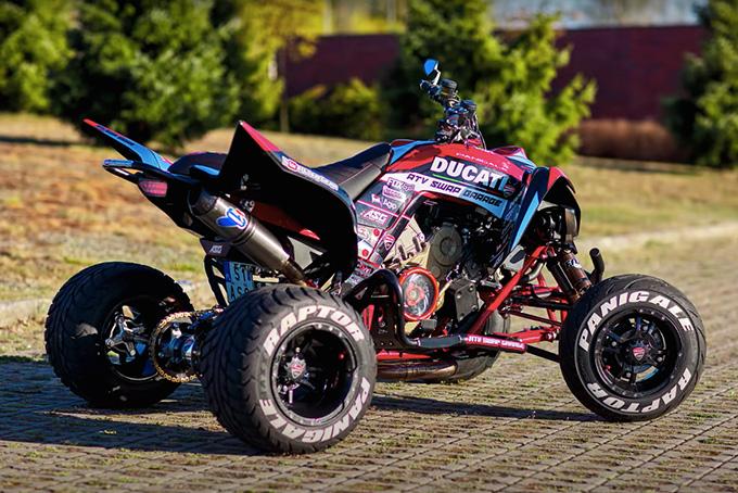 Raptor-Panigale_3 Raptor Panigale, ATV Yamaha cu inima Ducati