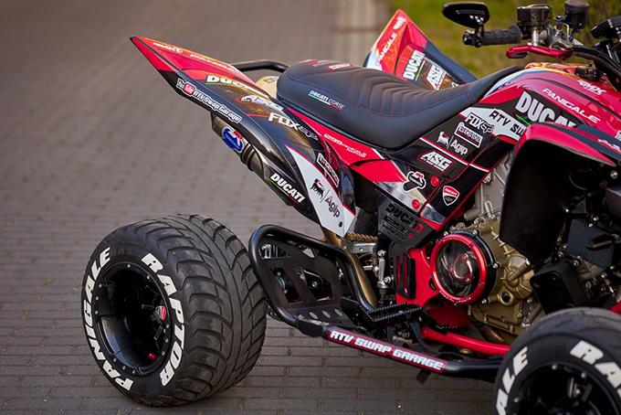 Raptor-Panigale_5 Raptor Panigale, ATV Yamaha cu inima Ducati
