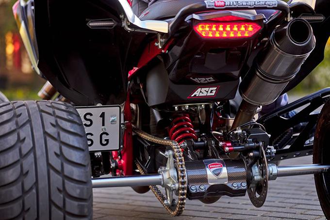 Raptor-Panigale_6 Raptor Panigale, ATV Yamaha cu inima Ducati
