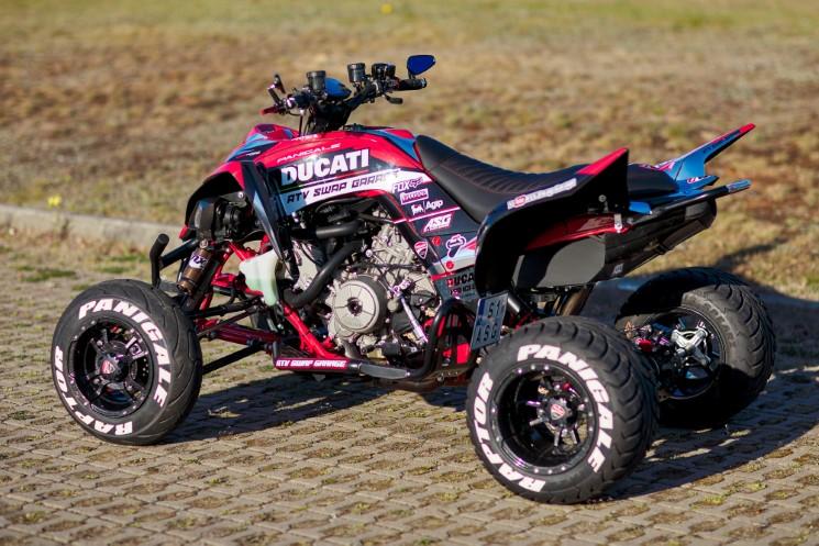 Raptor-Panigale_9 Raptor Panigale, ATV Yamaha cu inima Ducati