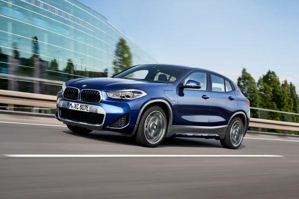 BMW-X2-xDrive25e-2 BMW X2 xDrive25e, PHEV, si update pentru BMW X2