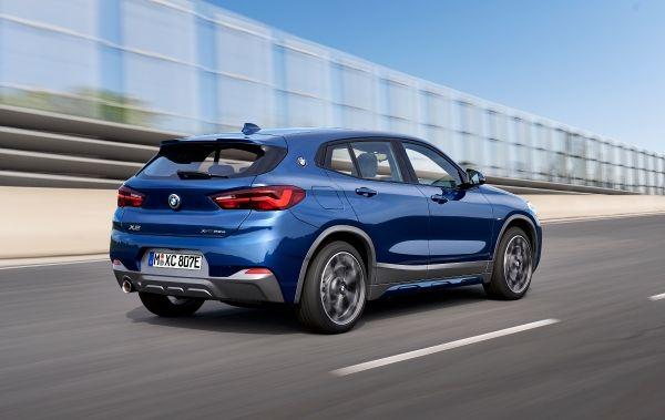 BMW-X2-xDrive25e-3 BMW X2 xDrive25e, PHEV, si update pentru BMW X2