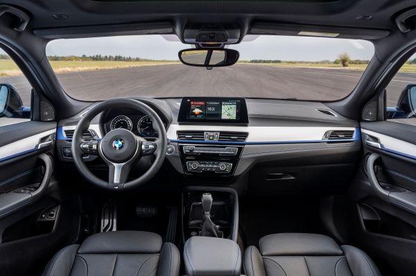 BMW-X2-xDrive25e-4 BMW X2 xDrive25e, PHEV, si update pentru BMW X2