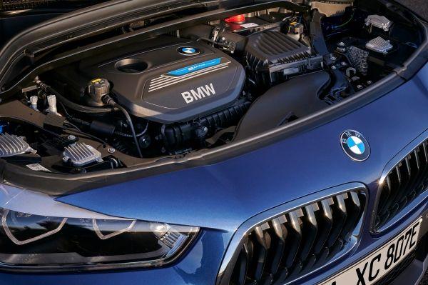 BMW-X2-xDrive25e-5 BMW X2 xDrive25e, PHEV, si update pentru BMW X2