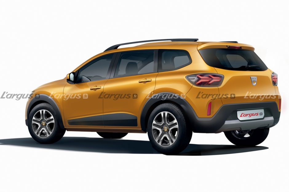 Dacia-Spring_Lodgy-2 Dacia Spring in start de 2021 si un SUV in locul lui Lodgy