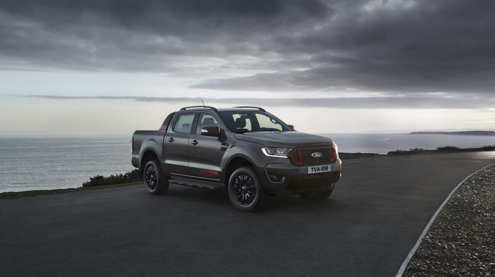 Ford-Ranger-Thunder-4 Ford Ranger Thunder, campionul exclusivist