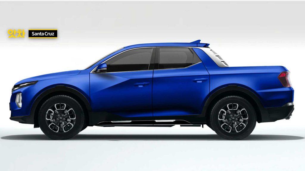 Hyundai-Santa-Cruz-1024x576 Defender a ajuns in Romania - SUV & Pickup News