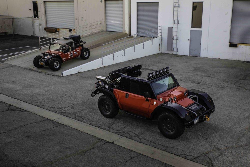 "SCG-Baja-Boot_1 SCG 008 ""004/Mini Boot"", kit car pentru rally raid"