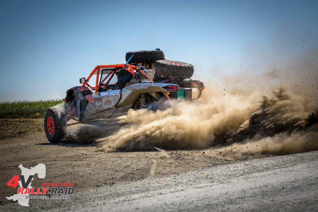 Dobrogea-4V-Rally-Raid_3-1068x713 Dobrogea se pregateste pentru 4V Rally Raid