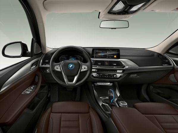 BMW-iX3-4 BMW iX3, primele informatii oficiale