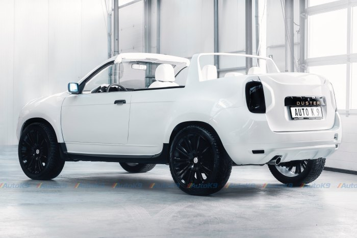 Dacia-Duster-Cabrio-Coupe-1 Dacia Duster Cabrio Coupe, un proiect inedit
