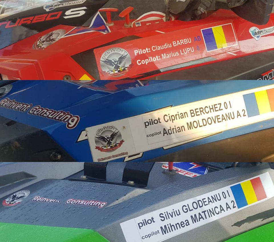 Transcarpatic-Rally-Raid-3 Transcarpatic Rally Raid: Trei pentru Claudiu Barbu