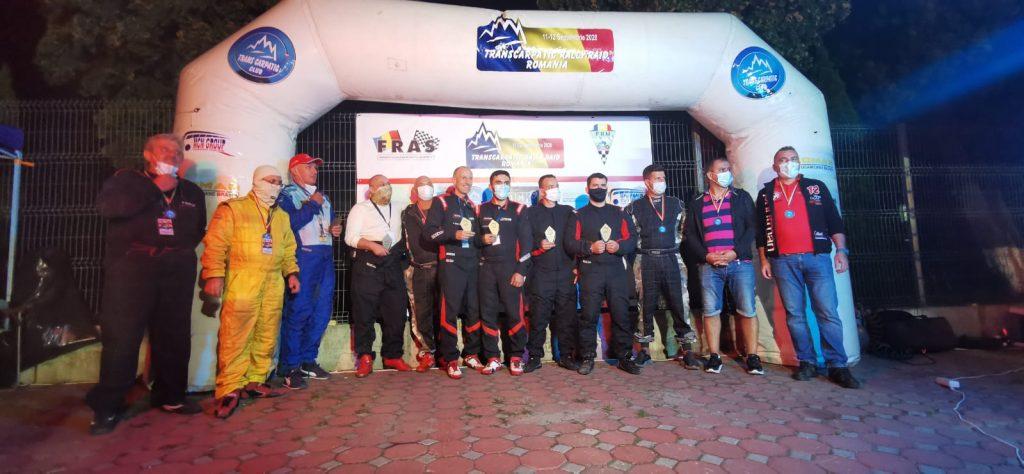 Transcarpatic-Rally-Raid-Auto-TH-1024x474 Transcarpatic Rally Raid: Trei pentru Claudiu Barbu
